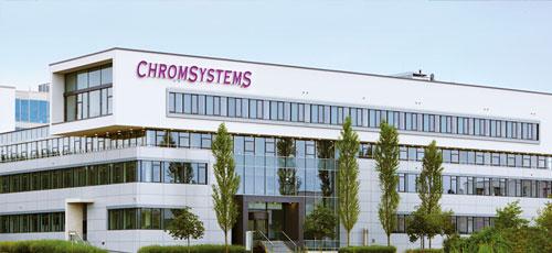 History 2012 - New Headquarter - Chromsystems