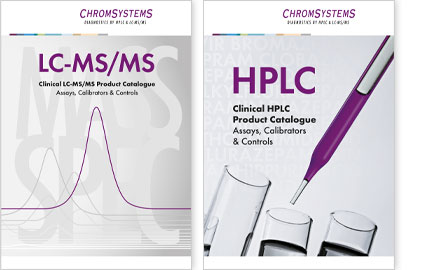 Catalogues - Chromsystems