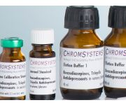 49009 HPLC elution buffer 1 benzodiazepines TCA serum plasma