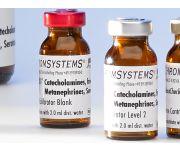 6PLUS1® Multilevel Urine Calibrator Set Catecholamines, free Metanephrines, Serotonin