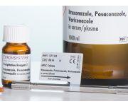 27066 HPLC precipitation reagent itraconazole posaconazole voriconazole serum plasma