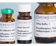 49004 HPLC internal standard benzodiazepines TCA serum plasma
